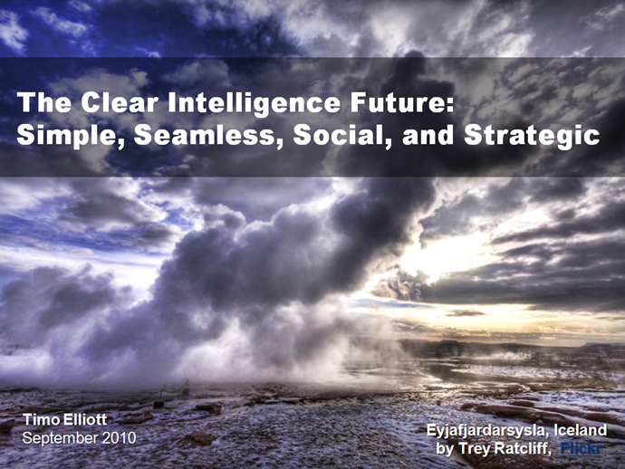 clear intelligence future iceland