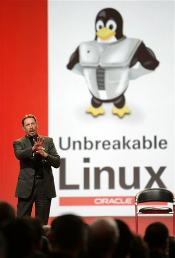 Oracle Unbreakable Enterprise Kernel: A Clean Break With Redhat?