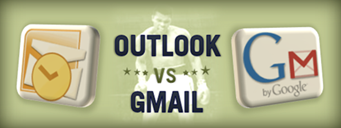 GOutlook. Gmail Back to Earth... in Search of Revenue.