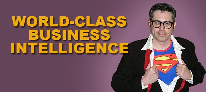 What Does a World-Class BI Program Look Like?