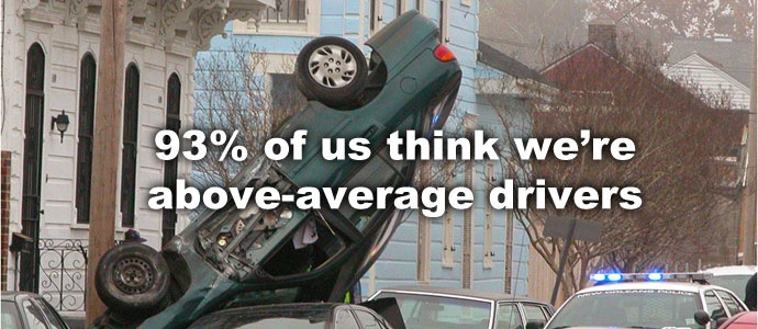 Why Are Business Analytics Important? Because You Think You're a Better Than Average Driver