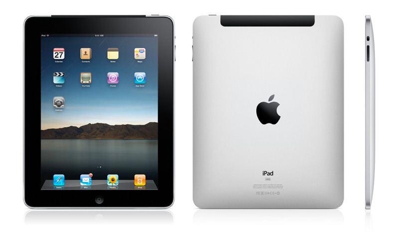 iPad In Enterprise: IT Folks Can Have One Too