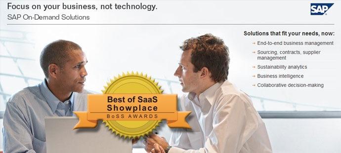 BI OnDemand Wins Best of SaaS Award