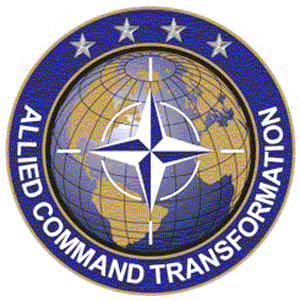 Supreme Allied Command Transformation badge