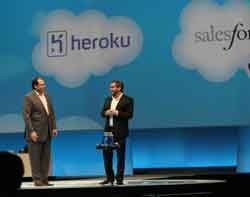 Looking Back 2010: Salesforce, Heroku And Democratization Of Platforms