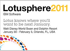 IBM Lotusphere 2011 - Social Is In The Air