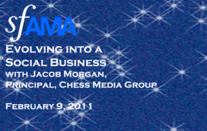 You're Invited! American Marketing Association on Social Business
