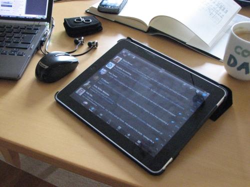 Living with iPad