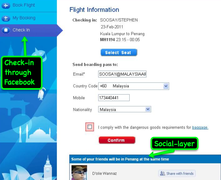 Is Social Taking Malaysia Airlines to New Heights?