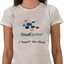Appirio CloudSpokes - For The Cloud, On The Cloud, By The Cloud (Provider)