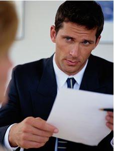 Investors Are Job Applicants