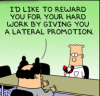 Dilbert on Promotions