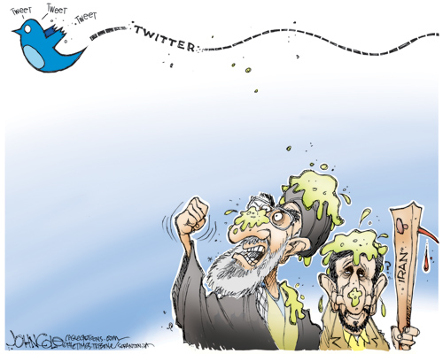 Twitter, Jobs, Democracy & The US Elections