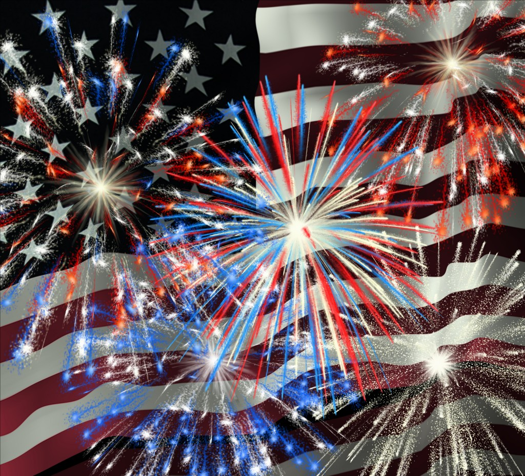 Reflections of America this July 4th