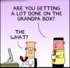 Grandpa Box