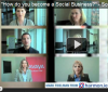 THE SOCIAL PHD: 9 Sure Fire Ways to Become a Social Business (Video)