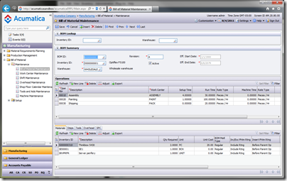 Acumatica Offers Manufacturing Software on Azure