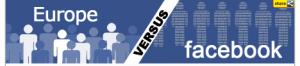 Europe VS Facebook the data deluge edition