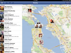 New Facebook IPAD application rocks but