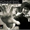 Bruce Lee and the Art of Selling