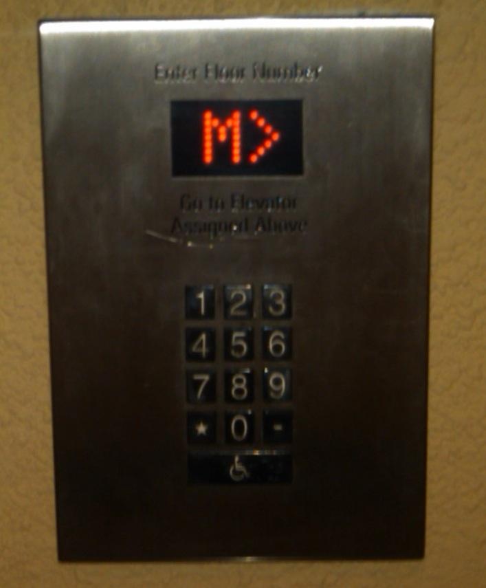 A Layer 3 Elevator
