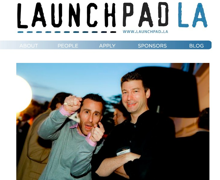Launchpad LA Receives VC Funding: $50,000 Per Startup