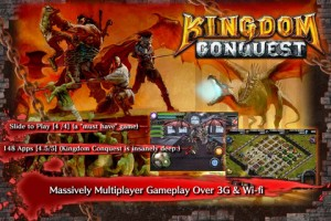 Kingdom Conquest from Sega, ITunes, and Theft