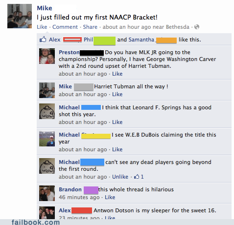 funny facebook fails - I Just Hope Those Southern Teams Don't Rise Again