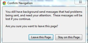 gmail can't send