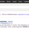 Google you are so sad, you drive me mad