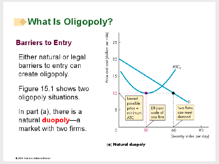 Why Competition Is So Bitter in SaaS:  Oligopolies and Dominant Strategy Equilibriums