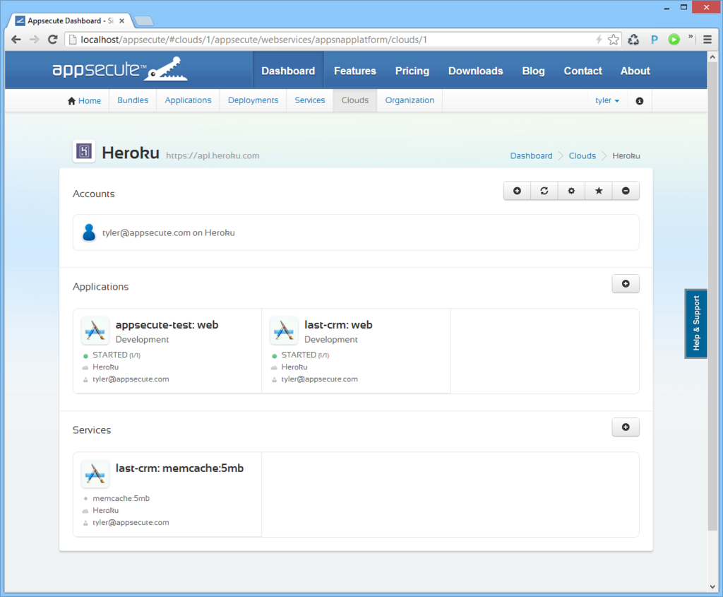 Heroku Joins Cloud Foundry for Multi-PaaS Support from Appsecute