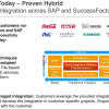 SAP and SuccessFactors - Proven Integration is Hype