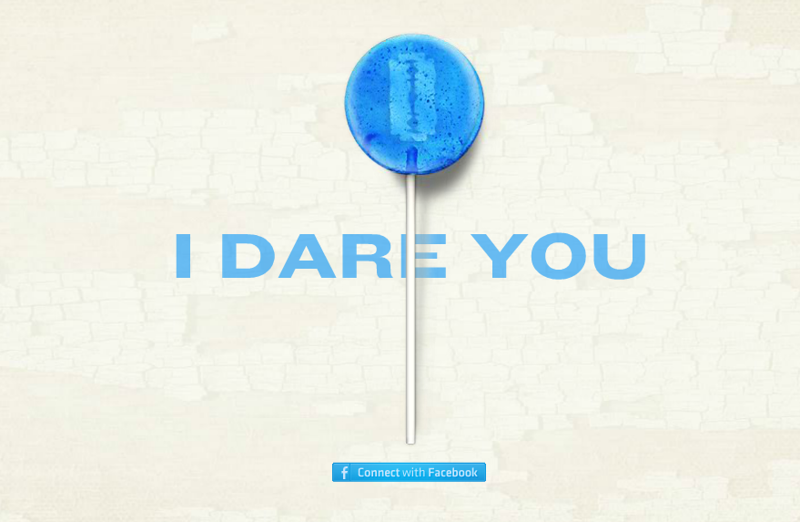 Take This Lollypop Facebook App