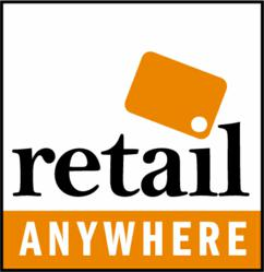 retail anywhere logo