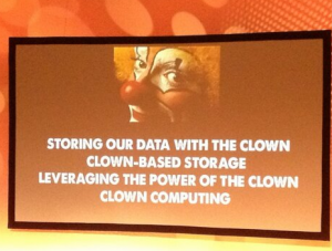clown computing