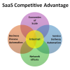 SaaS Business Model Competitive Advantage Revisited