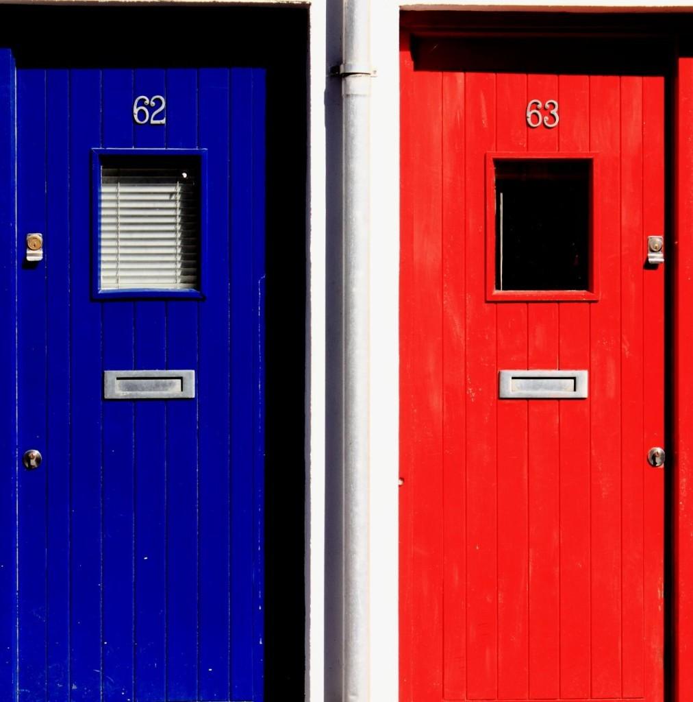 which door - sales or marketing?