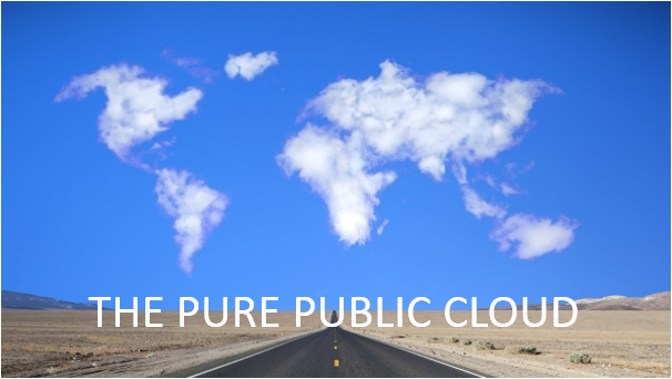 The Pure Public Cloud