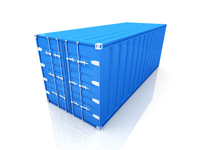 A Flawlessly Rendered Container