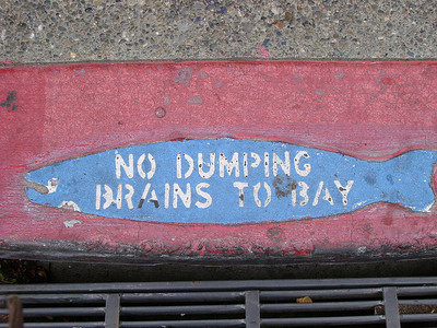 No Dumping Brain to Bay.