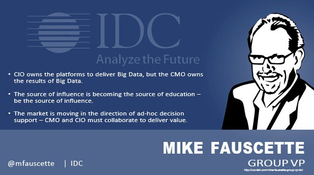 Mike Fauscette, Group Vice President, IDC