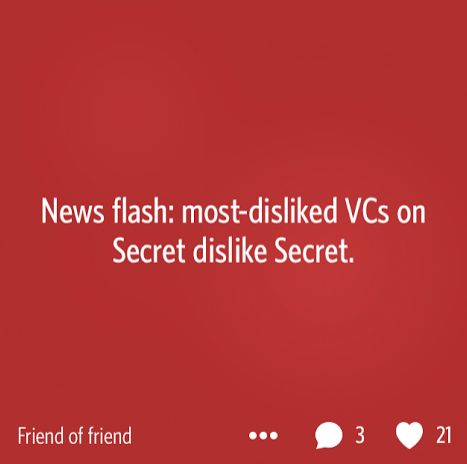 vcs on secret