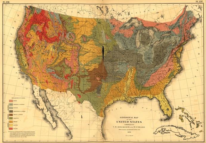 1830 census map