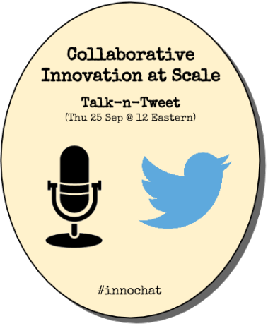 Talk-n-Tweet | Collaborative Innovation at Scale
