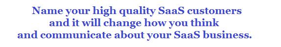 saas customer quality