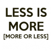 Do Less. More.