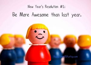 10 SaaS New Year Resolutions For You.  A Pick List.