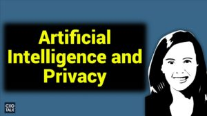 ​Artificial intelligence and privacy engineering: Why it matters NOW