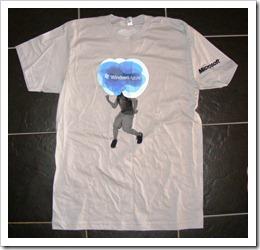 T Shirt Friday #45 – Microsoft Azure
